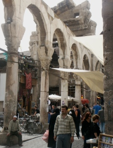 Afternoon at the Souk El-Hamidiyeh
