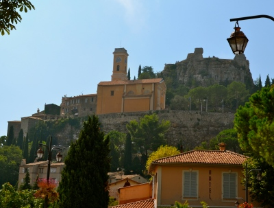 Magical, medieval Eze