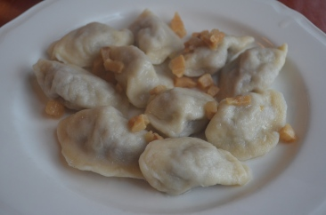 Your Crazy Guide will take you for real Polish Pierogi dumplings in a communist milk bar
