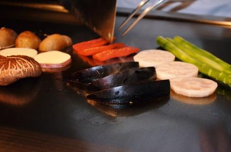 Teppanyaki at Suiren