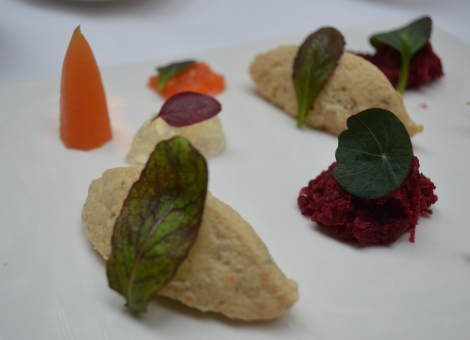Seriously special gefilte fish