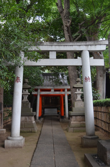It's temple time in Tokyo